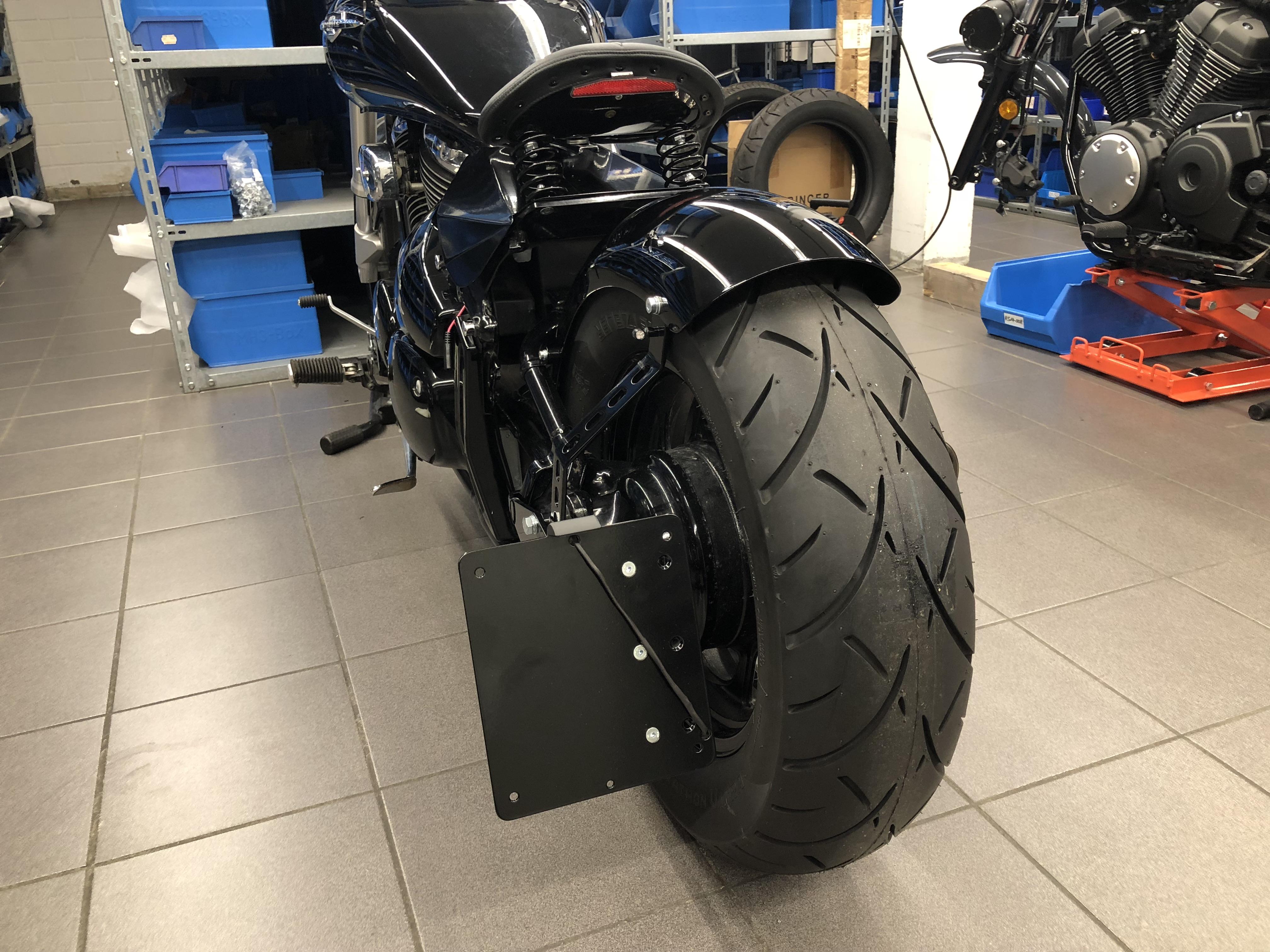 Bobber Kit Suzuki M 800 Intruder   Motorad Burchard GmbH EN