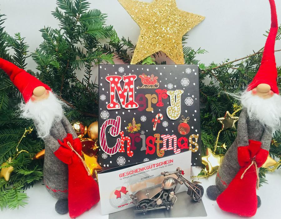 Frohe Weihnachten Motorrad.Frohe Weihnachten Und Einen Guten Rutsch Ins Neue Jahr