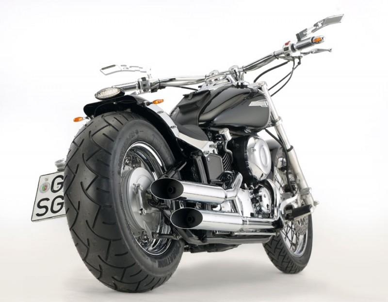 Motorradteile direkt vom Hersteller | Motorrad Burchard GmbH